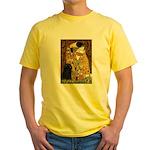 Kiss / Puli Yellow T-Shirt