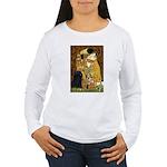 Kiss / Puli Women's Long Sleeve T-Shirt