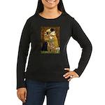 Kiss / Puli Women's Long Sleeve Dark T-Shirt