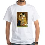 Kiss / Puli White T-Shirt