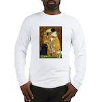 Kiss / Puli Long Sleeve T-Shirt