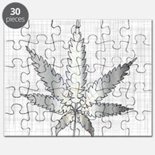 Funny Herbal smoke Puzzle