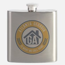 State of Georgia Gifts - Is What We Call Home Flas