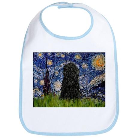 Starry Night / Puli Bib