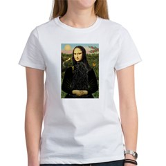 Mona Lisa /Puli Women's T-Shirt