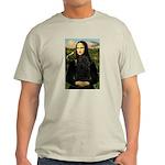 Mona Lisa /Puli Light T-Shirt