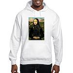 Mona Lisa /Puli Hooded Sweatshirt