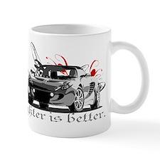 """Elise """"Lighter is better."""" Mug"""