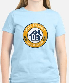 State of Delaware Gifts - Is What We Call Home T-S