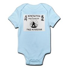 Ninjutsu Warrior Infant Creeper