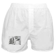 NY Broadway Times Square - Boxer Shorts