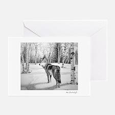 Timber Wolf 'Season's Greetings' ~ Cards (10 Pk)