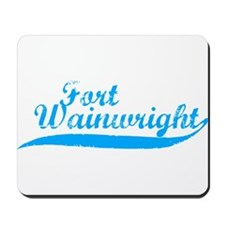 Fort Wainwright Mousepad