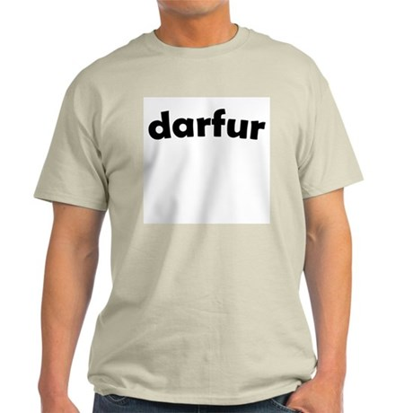 darfur Light T-Shirt