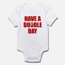 Have A Doodle Day Labradoodle Infant Creeper