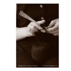 Knitter 0003 Postcards (Package of 8)