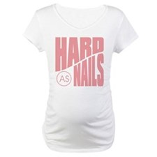 Hards as Nails Pink Shirt