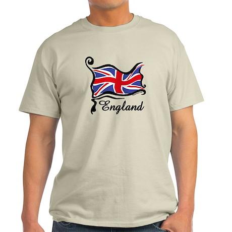 Funky British Flag Light T-Shirt