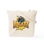 Hockey My Game Tote Bag