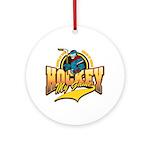 Hockey My Game Ornament (Round)