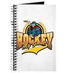 Hockey My Game Journal