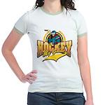 Hockey My Game Jr. Ringer T-Shirt