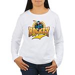 Hockey My Game Women's Long Sleeve T-Shirt