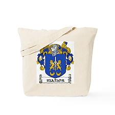 Maher Coat of Arms Tote Bag