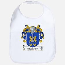 Maher Coat of Arms Bib