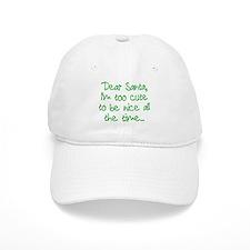 Dear Santa Baseball Cap