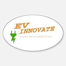 EV Innovate Sticker (Oval)