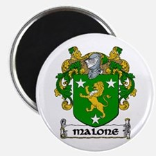 """Malone Coat of Arms 2.25"""" Magnet (10 pack)"""