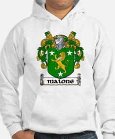 Malone Coat of Arms Hoodie