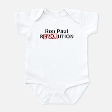 Ron Paul REVOLUTION Onesie
