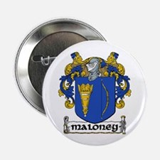 """Maloney Coat of Arms 2.25"""" Button (10 pack)"""