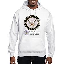 The US Navy Remembers Hoodie