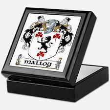 Malloy Coat of Arms Keepsake Box