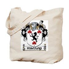 Malloy Coat of Arms Tote Bag