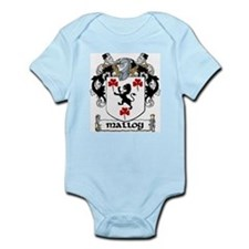 Malloy Coat of Arms Infant Creeper