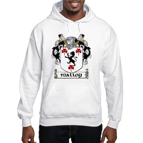 Malloy Coat of Arms Hooded Sweatshirt