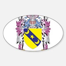 Scott Coat of Arms - Family Crest Decal