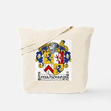 Mahoney Coat of Arms Tote Bag