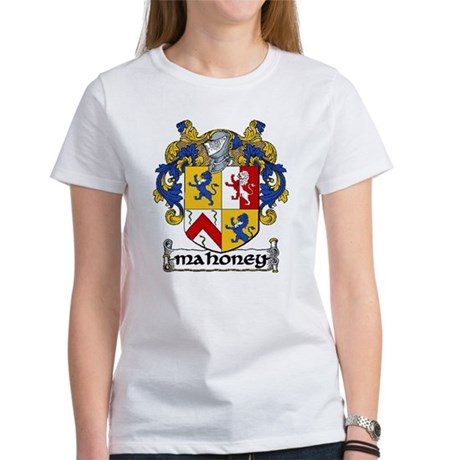 Mahoney Coat of Arms Women's T-Shirt