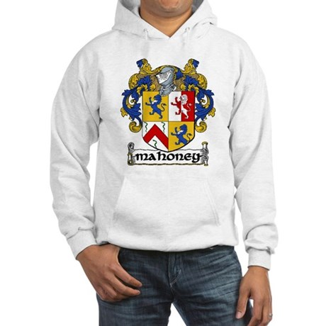 Mahoney Coat of Arms Hooded Sweatshirt