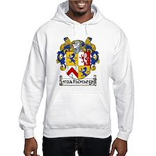Mahoney Coat of Arms Jumper Hoody