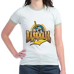 Baseball My Game Jr. Ringer T-Shirt