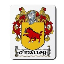 O'Malley Coat of Arms Mousepad