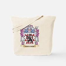 Scrivener Coat of Arms - Family Crest Tote Bag