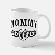 Mommy 2017 Small Small Mug