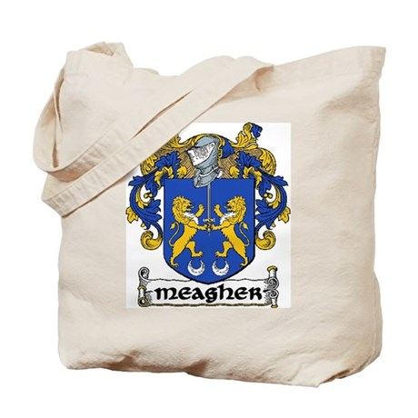 Meagher Coat of Arms Tote Bag